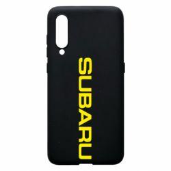 Чохол для Xiaomi Mi9 Subaru