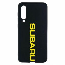 Чохол для Xiaomi Mi9 SE Subaru