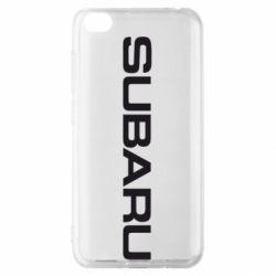 Чохол для Xiaomi Redmi Go Subaru