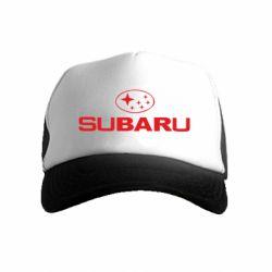 Детская кепка-тракер Subaru