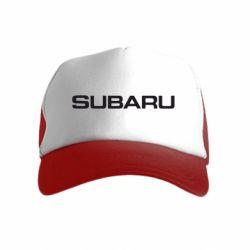 Дитяча кепка-тракер Subaru