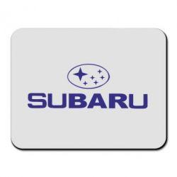 Коврик для мыши Subaru - FatLine