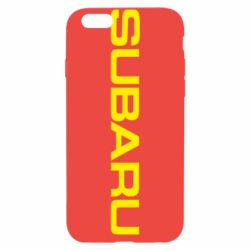 Чехол для iPhone 6/6S Subaru