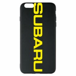 Чехол для iPhone 6 Plus/6S Plus Subaru