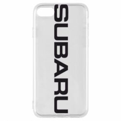 Чехол для iPhone 7 Subaru