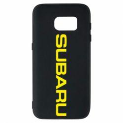 Чохол для Samsung S7 Subaru