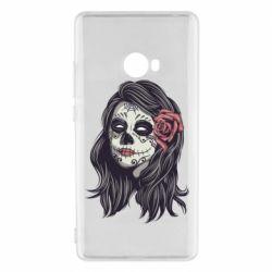 Чехол для Xiaomi Mi Note 2 Sugar girl with a rose