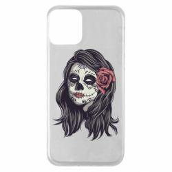 Чохол для iPhone 11 Sugar girl with a rose