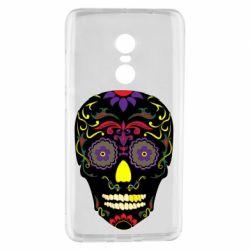 Чехол для Xiaomi Redmi Note 4 Sugar Skull Vector