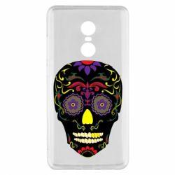 Чехол для Xiaomi Redmi Note 4x Sugar Skull Vector