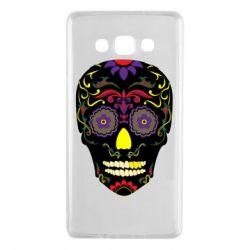 Чохол для Samsung A7 2015 Sugar Skull Vector