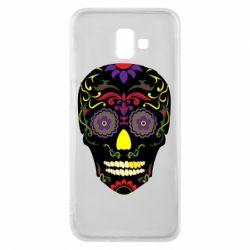 Чохол для Samsung J6 Plus 2018 Sugar Skull Vector