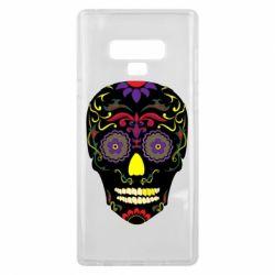 Чохол для Samsung Note 9 Sugar Skull Vector