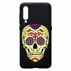Чехол для Xiaomi Mi9 Sugar Skull Vector
