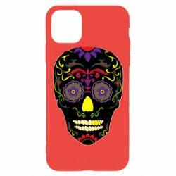 Чохол для iPhone 11 Pro Sugar Skull Vector