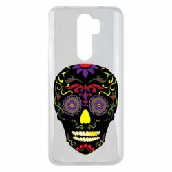 Чехол для Xiaomi Redmi Note 8 Pro Sugar Skull Vector