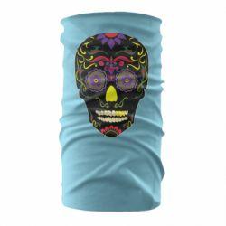 Бандана-труба Sugar Skull Vector