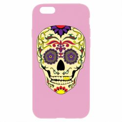 Чохол для iPhone 6 Plus/6S Plus Sugar Skull Vector