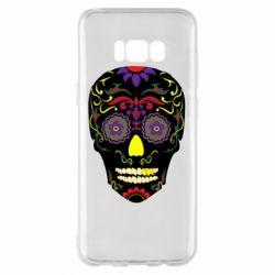 Чохол для Samsung S8+ Sugar Skull Vector