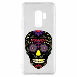 Чохол для Samsung S9+ Sugar Skull Vector