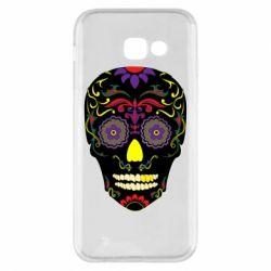 Чохол для Samsung A5 2017 Sugar Skull Vector
