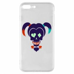 Чехол для iPhone 7 Plus Suicide Squad Harley Quinn