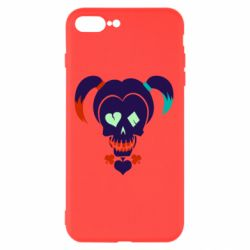 Чехол для iPhone 8 Plus Suicide Squad Harley Quinn