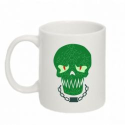 Кружка 320ml Suicide Squad KillerCroc