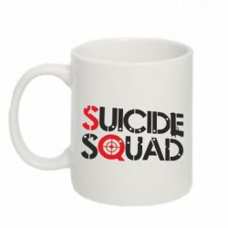Кружка 320ml Suicide Squad Team
