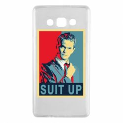 Чехол для Samsung A7 2015 Suit up! - FatLine