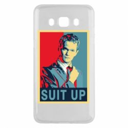 Чехол для Samsung J5 2016 Suit up! - FatLine