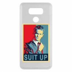 Чехол для LG G6 Suit up! - FatLine