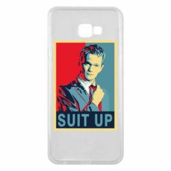 Чехол для Samsung J4 Plus 2018 Suit up!