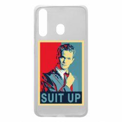 Чехол для Samsung A60 Suit up!