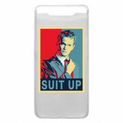 Чехол для Samsung A80 Suit up!