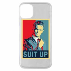 Чехол для iPhone 11 Pro Suit up!