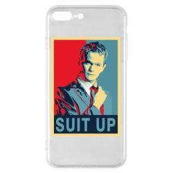 Чехол для iPhone 7 Plus Suit up!