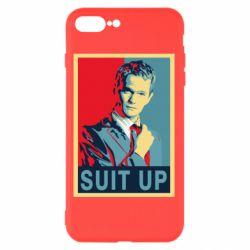 Чехол для iPhone 8 Plus Suit up! - FatLine