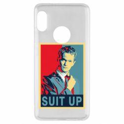 Чехол для Xiaomi Redmi Note 5 Suit up! - FatLine