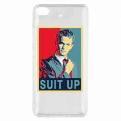 Чехол для Xiaomi Mi 5s Suit up! - FatLine