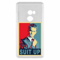 Чехол для Xiaomi Mi Mix 2 Suit up! - FatLine