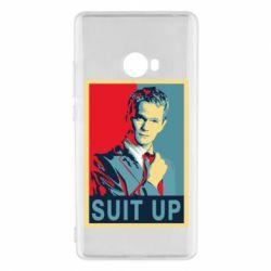 Чехол для Xiaomi Mi Note 2 Suit up! - FatLine
