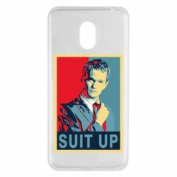 Чехол для Meizu M6 Suit up! - FatLine