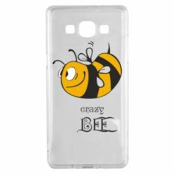 Чехол для Samsung A5 2015 Сумасшедшая пчелка