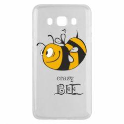 Чехол для Samsung J5 2016 Сумасшедшая пчелка