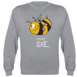 Реглан Сумасшедшая пчелка - FatLine