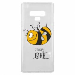 Чехол для Samsung Note 9 Сумасшедшая пчелка