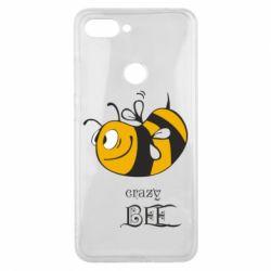 Чехол для Xiaomi Mi8 Lite Сумасшедшая пчелка