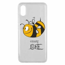 Чехол для Xiaomi Mi8 Pro Сумасшедшая пчелка