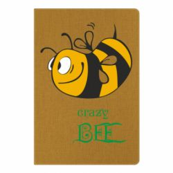 Блокнот А5 Сумасшедшая пчелка